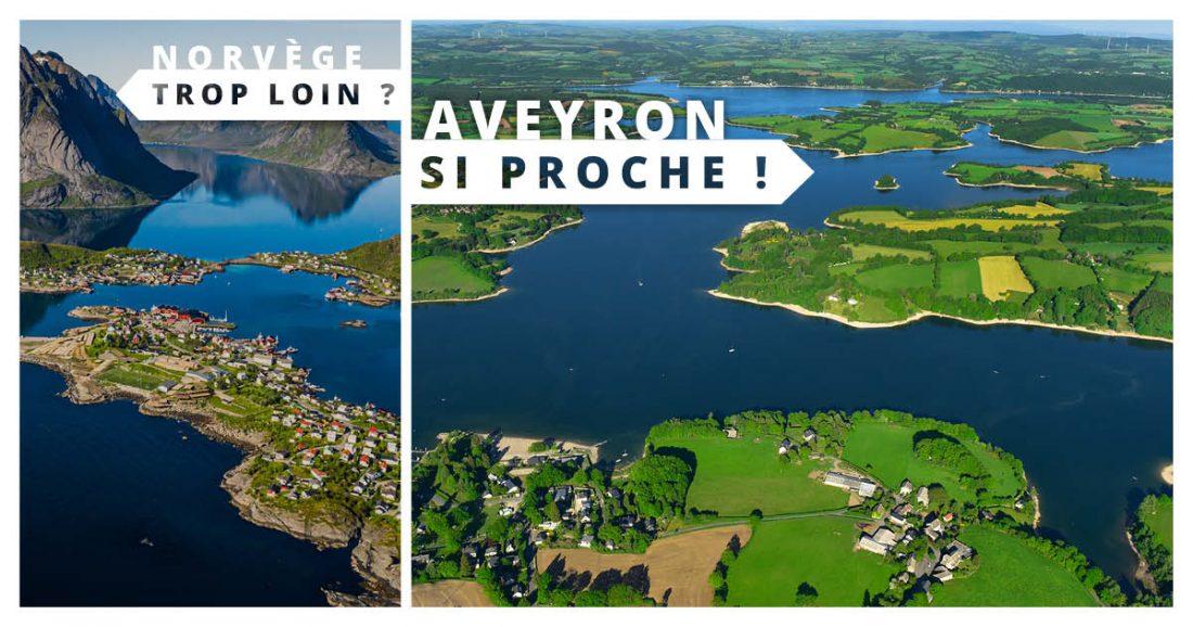 Lac de Pareloup, Aveyron