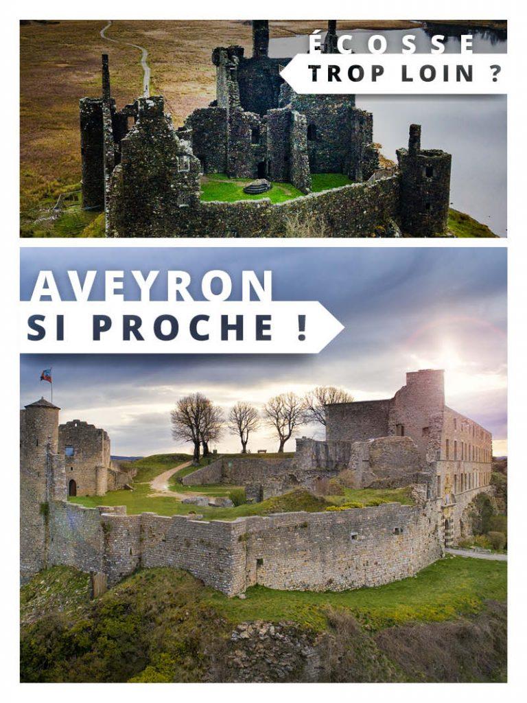 Sévérac-le-Château, Aveyron