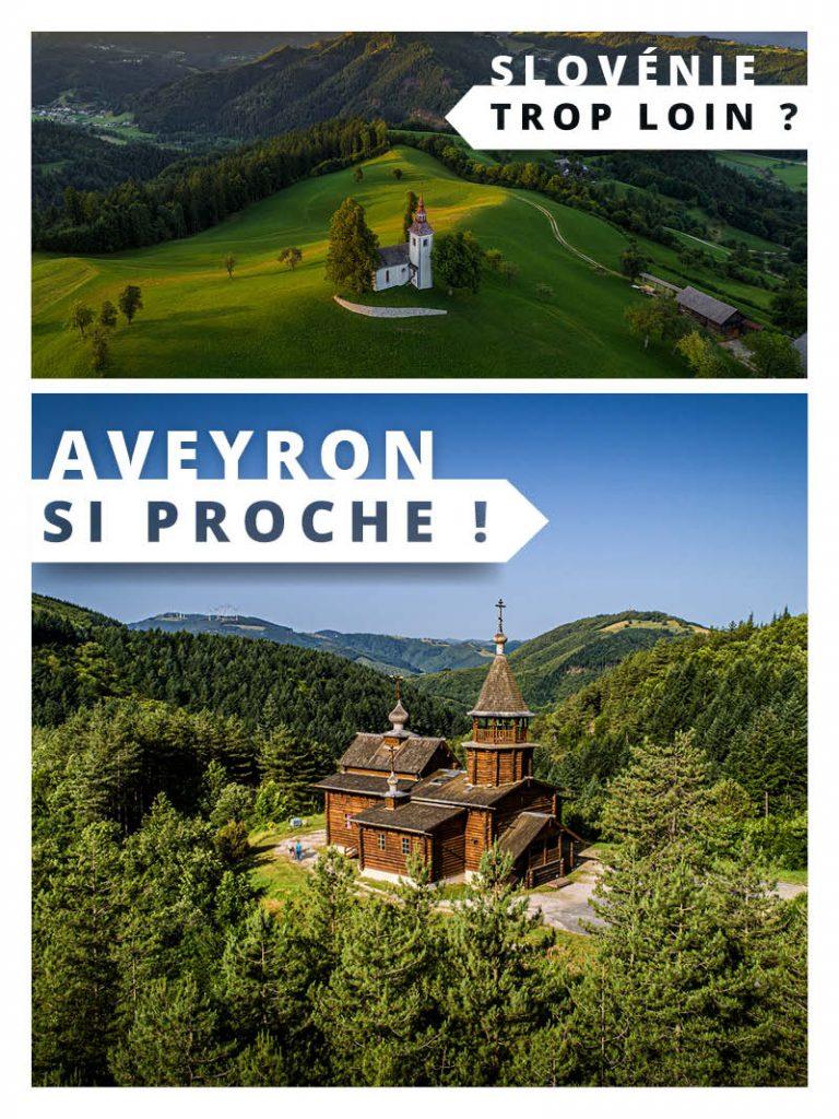 Eglise russe de Sylvanès